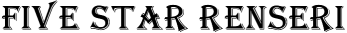 Five Star Renseri Logo